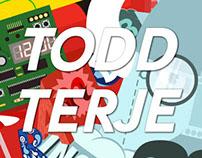 Todd Terje: Vinyl & Identity concept