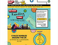 BBC Children in Need 2017 Ramble