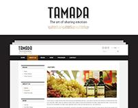 Tamada Web