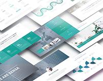 SENSA - Multipurpose PowerPoint Presentation