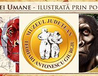 Exhibit - The Evolution of the Human Species - Giurgiu