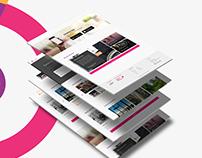Entaleq Portal UI Design