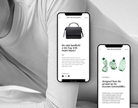 Von Holzhausen Product Campaign