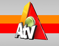 ATV - Channel Ident design
