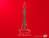 Kit Kat - Independence Day Campaign
