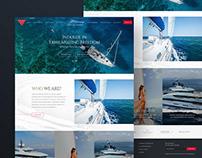 Hong Seh Marine Website Design