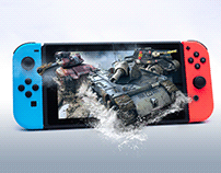 World of Tanks: Blitz Nintendo Switch Launch Trailer