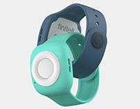 Tinitell GO — Wearable mobile phone for kids
