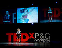 Lizi Hamer TEDX : StoryHunting