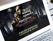Website - Geekers (Proposta)