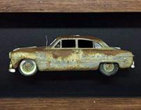 1949 - Abandoned Ford Tudor Signature Series