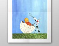 Illustration Ecoline | Bart