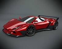 Arrowon sports car concept