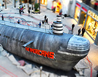 "FX ""The Americans"" Submarine"