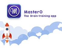 MasterO - The brain training app