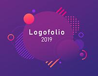 Logofolio 2019 | Vol 1.0 | Ashiouzzaman Real