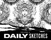 Daily Sketches: Volume 2