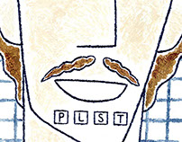 Paper Fan for PLST