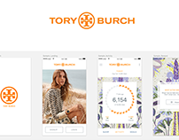 Tory Burch Connected Official
