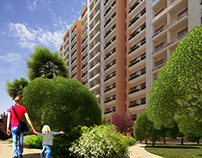 Residential Project in Erbil 001