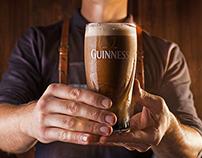 """Full moose pub"" beer map"