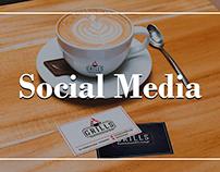 Grills restaurant social media posts