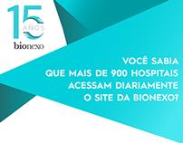 Bionexo - Banner & E-mail Marketing