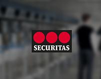 Securitas Report UI/UX