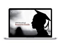 CFR webapp