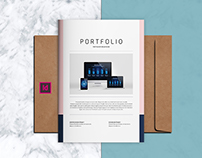 Designer Portfolio-48 Pages