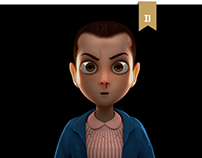 Eleven