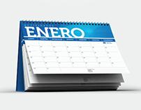 Calendario Corporativo CROSLAND 2017