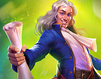 Isaac Newton for STEM: Epic Heroes.