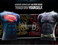 Under Armour x DC Comics