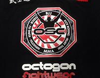 Camiseta Octogon Sport Center