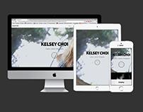 Kelsey Personal Portfolio Site