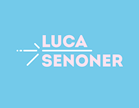 LUCA SENONER | Logo Design + Business Cards