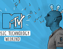 MTV special - branding package