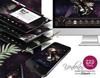 WEB DESIGN - ESKISEHIR 222 PARK
