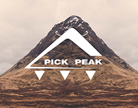 PICK2PEAK -Trail shoe