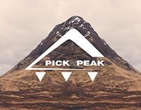 PICK2PEAK -Trail shoe