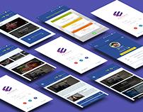 EDverse E-Learning App