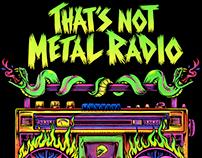 That's not metal