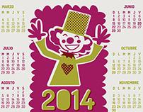 hospital garrahan | calendario