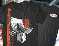 2016 World Of Concrete T-Shirts