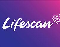 LifeScan Complete Brand Identity