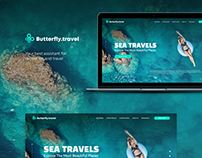 Butterfly travel