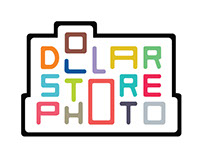 Dollar Store Photo Logo Design