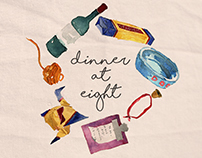 Dinner at Eight - A Stop Motion Animated short
