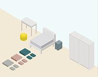 Customer Behavior on Choosing Furniture Color
